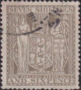 New Zealand 1931-1939 SC AR53 Used