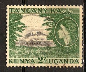 Kenya Uganda & Tanganyika;1954: Sc. # 114: O/Used Single Stamp