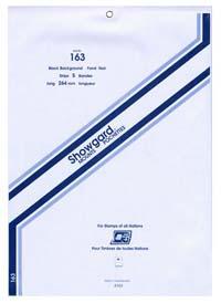 Mounts Showgard, 264/163mm (5ea. Black) (00653B)