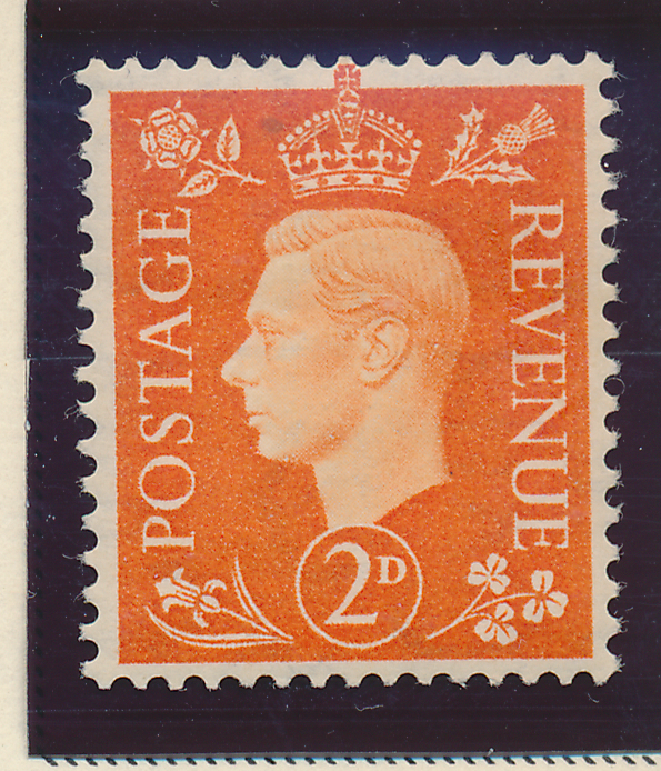 Great Britain Stamp Scott #238a, Mint Hinged - Free U.S. Shipping, Free World...