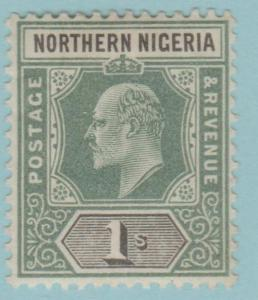 Northern Nigeria 16 Mint Hinged OG *  - No Faults! Very Fine