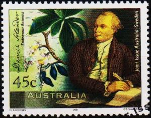 Australia. 2001 45c S.G.2134 Fine Used