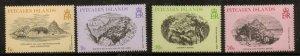 PITCAIRN ISLANDS SG196/9 1979 ENGRAVINGS MNH