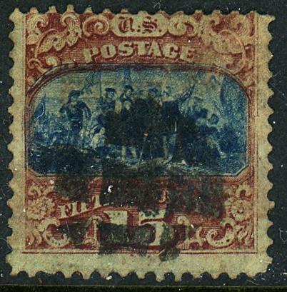 U.S. #119 Used F-VF