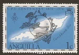 Anguilla - British Colonies Mint NH Stamp Scott # 199 MNH. Issue of 1974