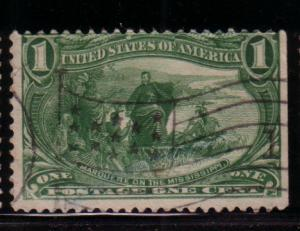 US#285 (U) CV $5.75