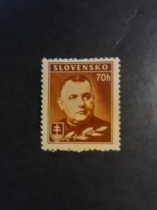 ^Slovakia #43A                MH