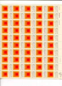 $105.00 Face US Postage in Full Sheets of 50 All 15 cents