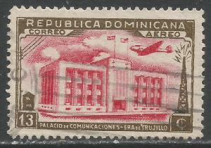 DOMINICAN REPUBLIC C50 VFU M867-3