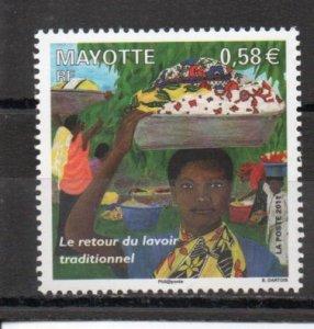 Mayotte 269 MNH
