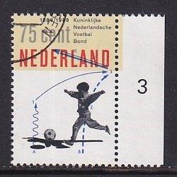 Netherlands   #749  cancelled  1989  Dutch soccer association  KNVB
