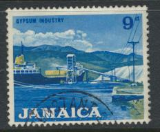 Jamaica SG 225 Used   SC# 225   see details