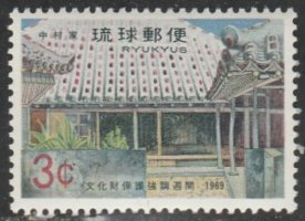 Ryukyu Islands #191 MNH Single Stamp
