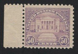 United States MINT Scott Number 570  MNH   F-VF #2  -  BARNEYS