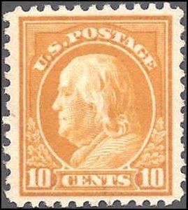 510 Mint,OG,NH... SCV $34.00... VF/XF