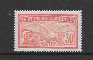 ST PIERRE #91  MLH