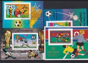 south korea stamps ref r9618