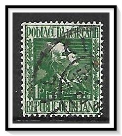 Ireland #141 James Clarence Mangan Used