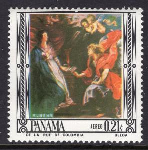 Panama 471D Painting MNH VF