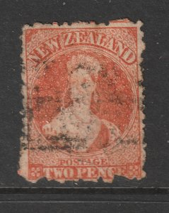 New Zealand a 2d orange QV full face queen
