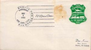 United States, Event, New York, Fancy Cancels