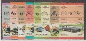 Tuvalu Scott #332-339 Stamps - Mint NH Set