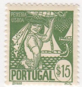 Portugal, Scott # 608, MH