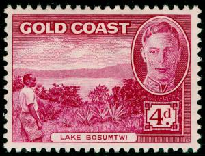 GOLD COAST SG141, 4d magenta, M MINT.