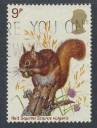 Great Britain SG 1041  - Used - Wildlife