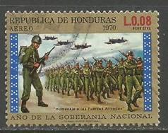 HONDURAS C509 VFU P206-4