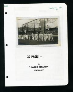 Sweden Stockholm Selection of 17 Early Sports Postcards Harco