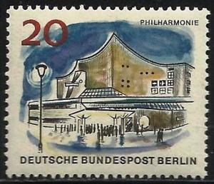 Germany Allied Occ Berlin 1965 Scott# 9N225 MNH