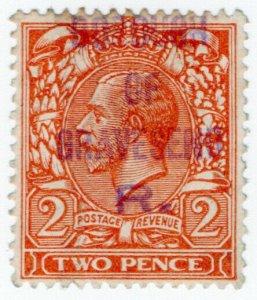 (I.B) George V Commercial Overprint : Borough of Gravesend