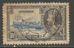 NIGERIA 34 VFU Z598