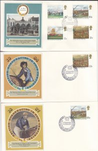 1979, Great Britain: Horseracing, Grp 5, FDC (S18790)