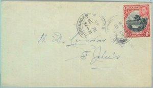 83346 - GRENADA - Postal History -  COVER  1948 : G.P.O. Grenada