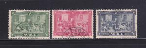 Norway 96-98 Set U Constitutional Assembly (B)