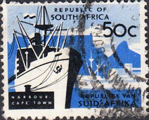 South Africa #265 Used