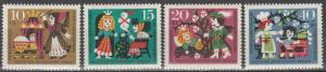 Germany #9NB25-8  MNH  (S7025)