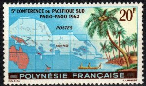 French Polynesia #198 MNH CV $17.50 (X1408)