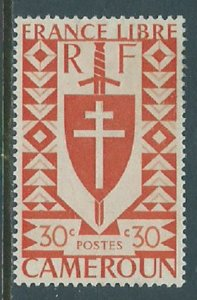 Cameroun, Sc #285, 30c, MNG