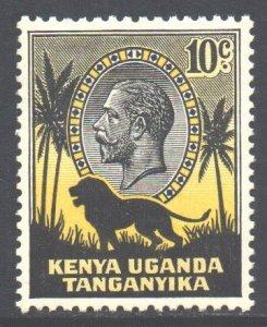 KUT Scott 48 - SG112, 1935 George V 10c MH*