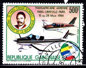 Gabon C264 Air Race 1984