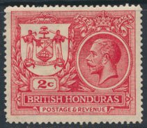British Honduras SG 121 SC # 89 MH  Peace issue      see scans and details