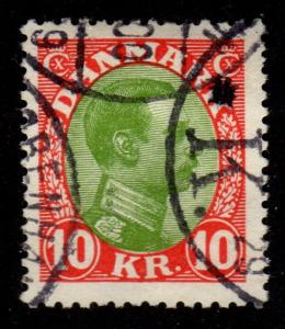 Denmark - Scott #131 Used (King Christian X)