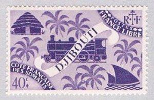 Djibouti Locomotive 40 - wysiwyg (AP112415)