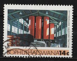 Bophuthatswana 1985/89 Industries $14 (1/21) USED