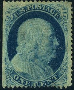 U.S. #24 Used VF