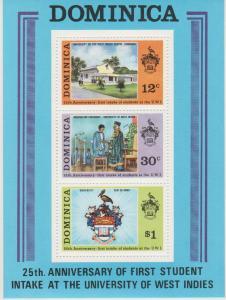 Dominica #388a  MNH F-VF (SU75L)