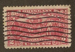 644 Used, 2c. Oriskany, Jumbo, scv:  $2.10